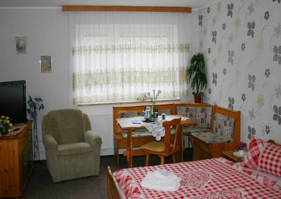 Pension Loebau Doppelzimmer2