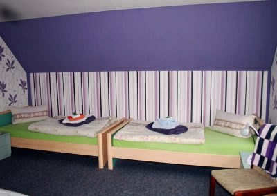 Pension Loebau Familienzimmer Kinder