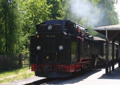 Pension Loebau Umgebung Bimmelbahn
