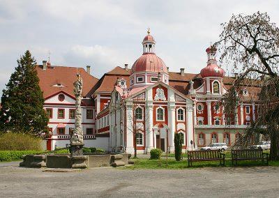 Pension Loebau Umgebung Kloster Marienthal